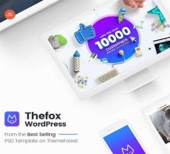 TheFox | Responsive Çok Amaçlı WordPress Teması
